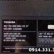 Mua tivi cũ hỏng Toshiba tại Hà Nội